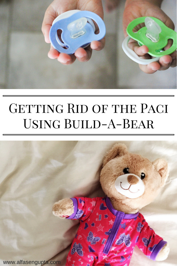 How to Get Rid of Pacifiers. || No more binkies || Saying goodbye to things kids are attached to