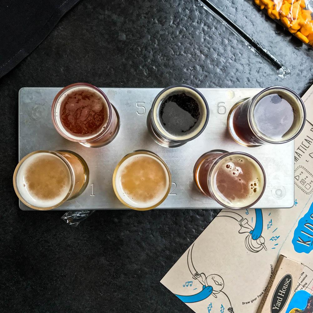 Sample Craft Beers