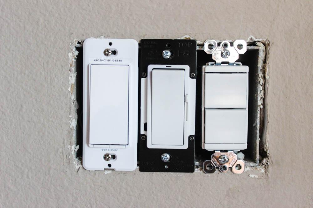 TP-Link Smart Wifi Light Switch    www.alfasengupta.com
