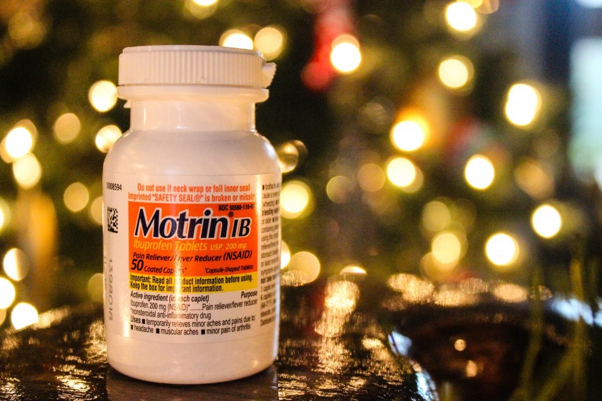 Motrin for Christmas || www.alfasengupta.com