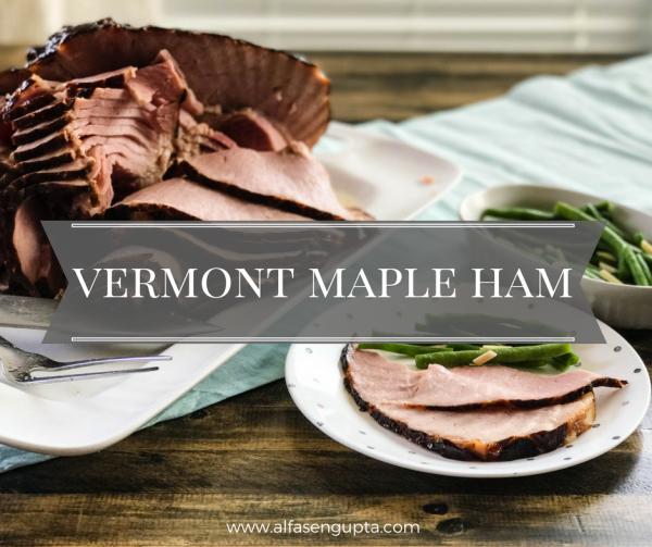 Vermont Maple Ham