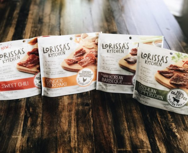 Healthy Snacks by Lorissa's Kitchen!