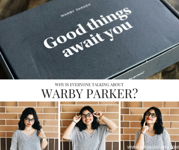 Why is Everyone Talking About Warby Parker?