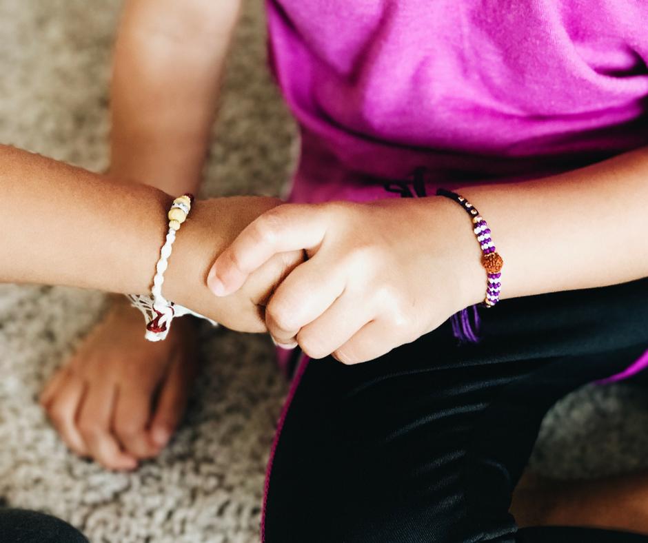 Brotherhood and Sisterhood: Raksha Bandhan