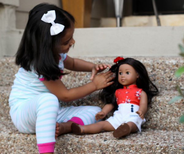 American Girl Pop Up in Austin!