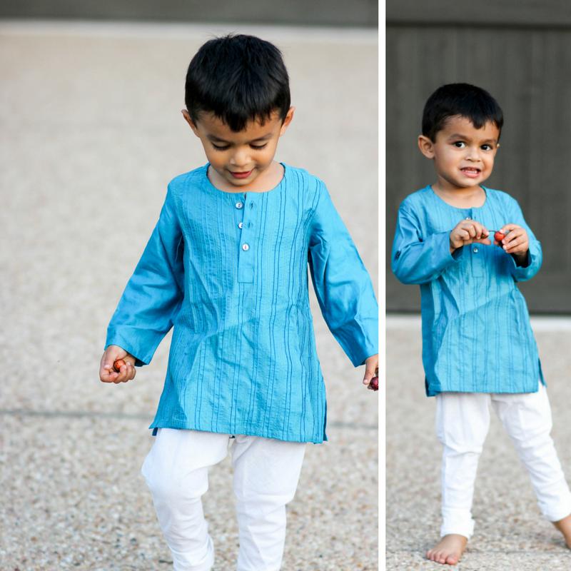 Love Alfa Diwali Kids Austin