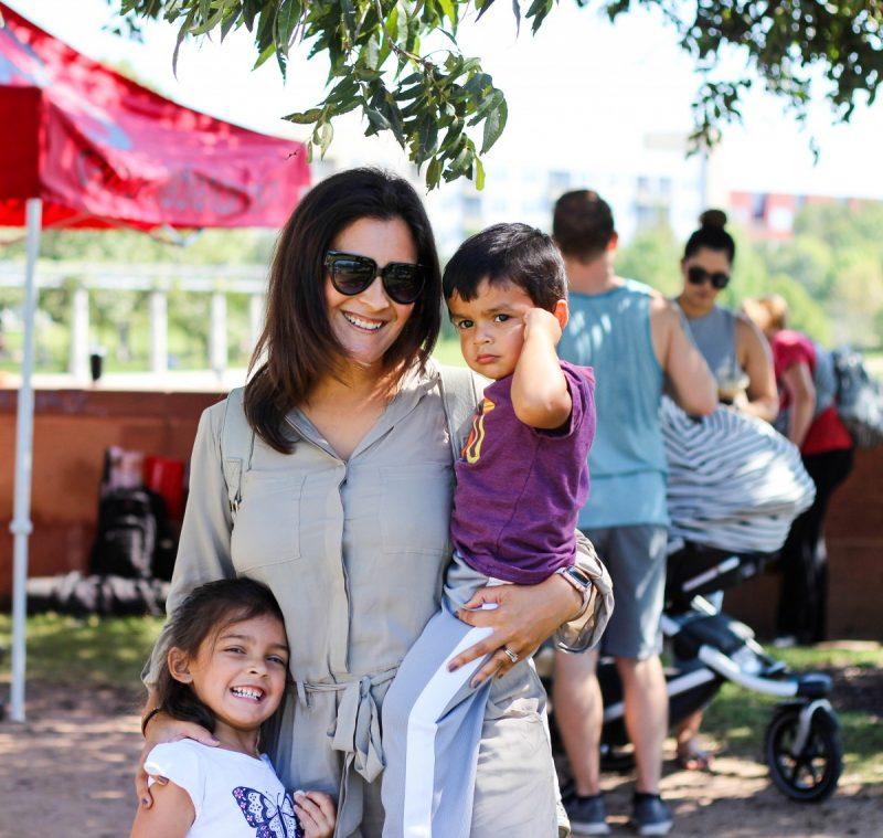 Mueller Farmers Market, Austin, Family, Kids, Toddlers