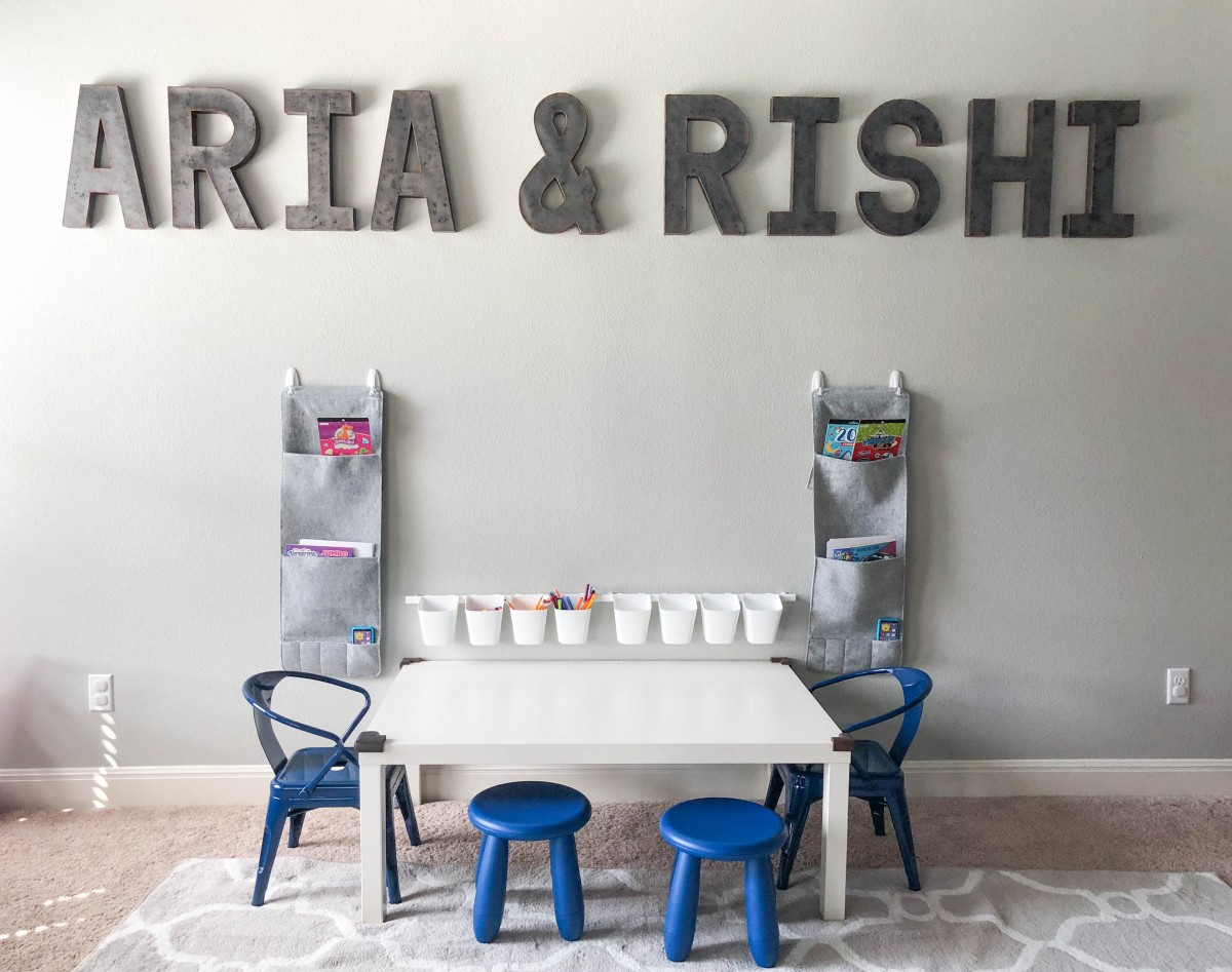 playroom decor, playroom tour, minimalistic playroom, ikea playroom, love alfa, white loft