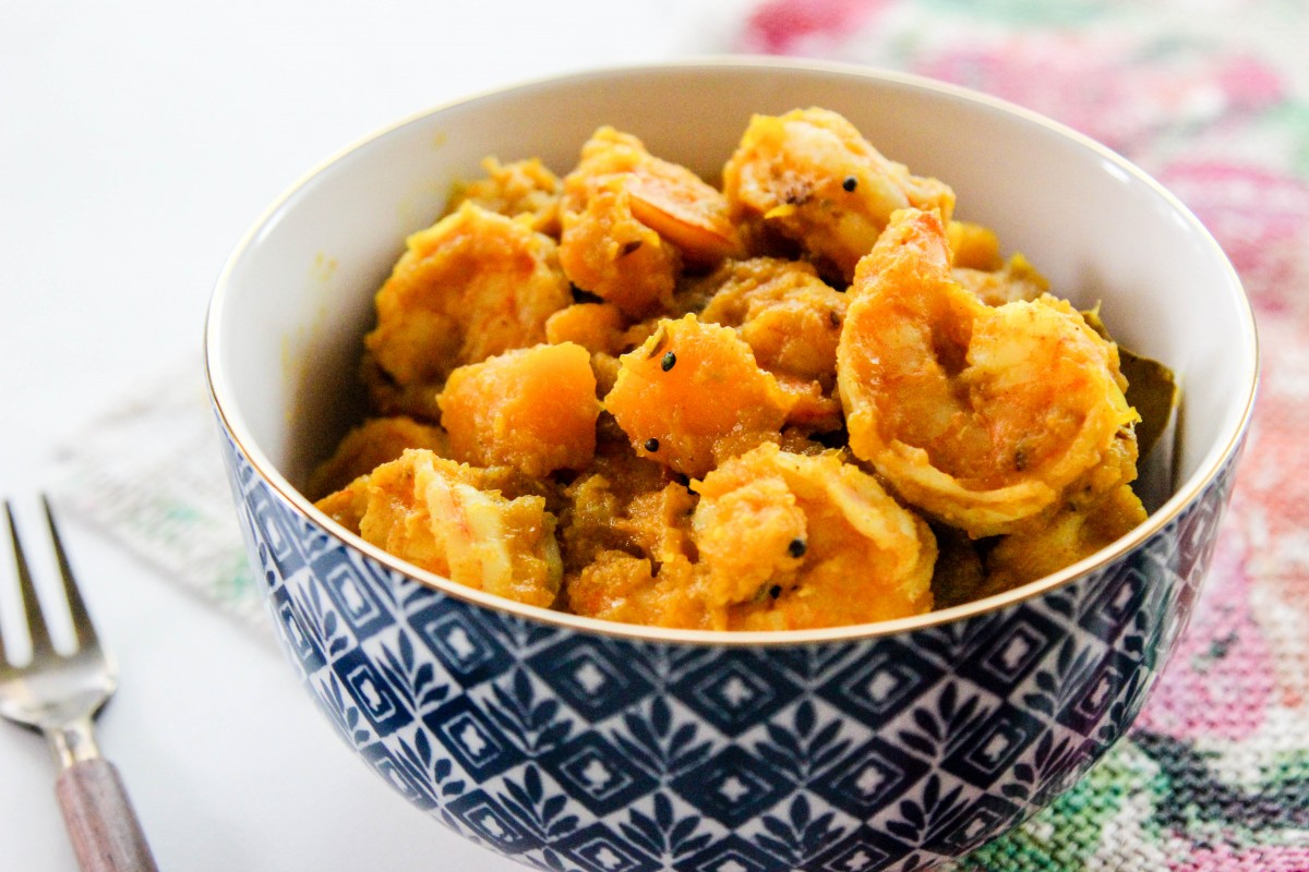 indian shrimp recipes, fall indian recipes, easy indian recipes, pumpkin recipes, thanksgiving recipes, holiday menu ideas