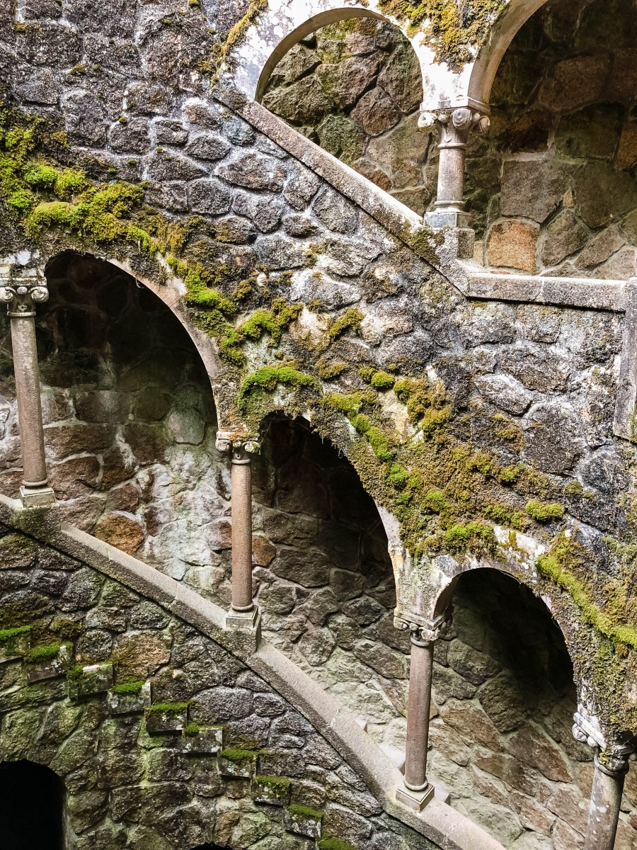 quinta de regaleira, quinta de regaleira with kids, love alfa sintra, love alfa quinta de regaleira, portugal with kids, family travel to portugal, sintra itinerary, portugal itinerary, portugal with kids