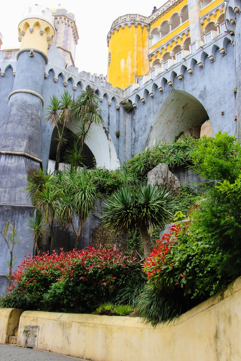 sintra, pena palace, lisbon, portugal, travel with kids, sintra with kids, pena palace with kids, portugal with kids, love alfa portugal, love alfa sintra, love alfa pena palace