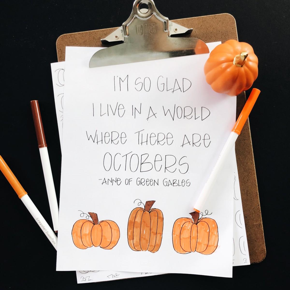 how to draw a pumpkin, fall doodles, pumpkin spice clipart, pumpkin clipart, pumpkin humor, pumpkin doodle, fall bullet journal, pumpkin bullet journal, how to doodle a pumpkin
