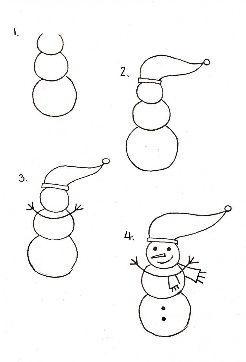 how to draw a snowman, snowman doodle, love alfa doodles, alfa the artist, how to draw a snowman, christmas bullet journal, easy snowman doodle, snowman tutorial, snowman clipart, snowman art